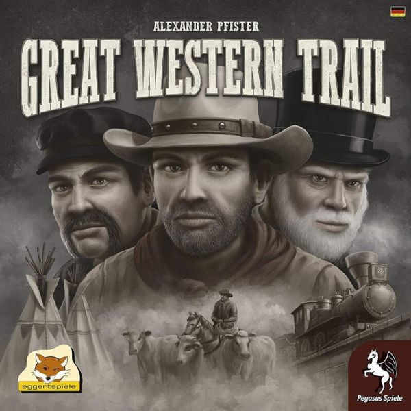 Great Western Trail DE