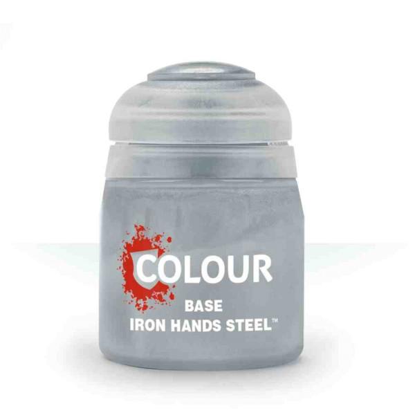 BASE: IRON HANDS STEEL (12ML) (21-46)