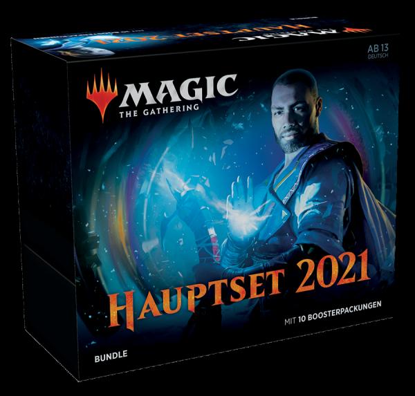 Hauptset 2021 - Bundle (DEU)