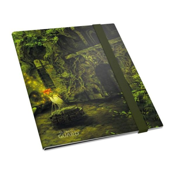 18-Pocket Flexxfolio™ - Lands Edition II - Forest