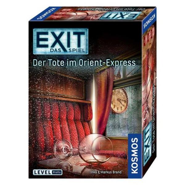 EXIT - Der Tote im Orient-Express (Profi)
