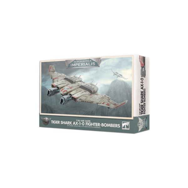A/I: TAU TIGER SHARK AX-1.0 FIGHTER-BOMB (500-33)