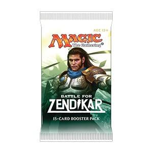 Battle for Zendikar - Booster (ENG)