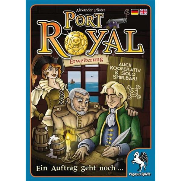 Port Royal - Ein Auftrag geht noch …