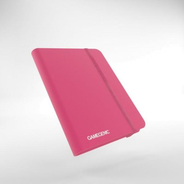 Gamegenic - Casual Album 8-Pocket Pink