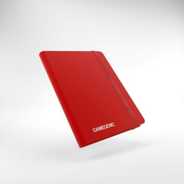 Gamegenic - Casual Album 8-Pocket Red