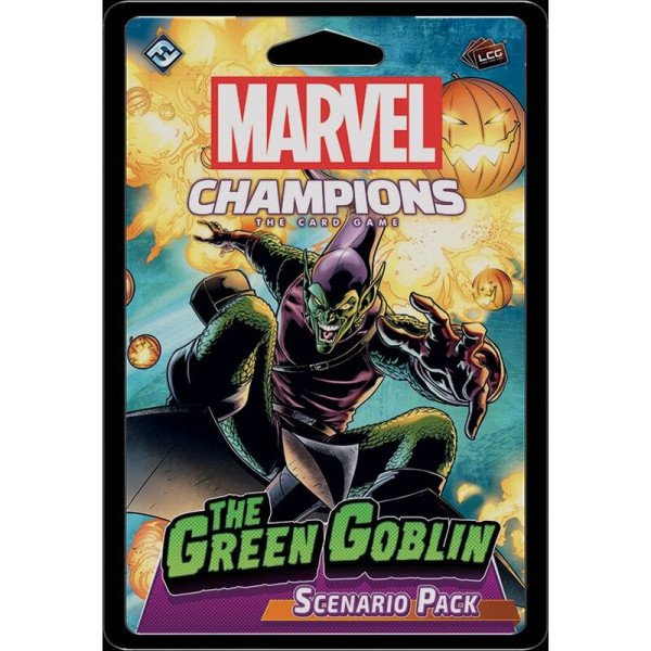 Marvel Champions The Card Game: The Green Goblin - EN