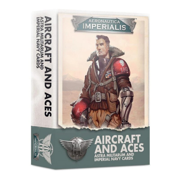 A/I: AIRCRAFT & ACES IMPERIAL NAVY CARDS (500-22)