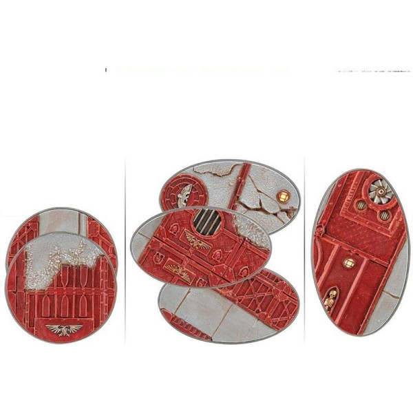 S/IMPERIALIS: 60MM RD+75/90MM OVAL BASES (66-93)