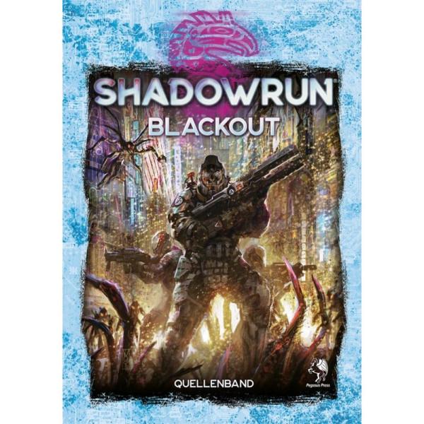 Shadowrun 6: Blackout (Hardcover)