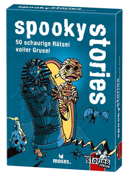 black stories Junior spooky stories
