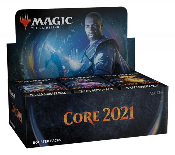 Core 2021 - Draft Booster Display (ENG)