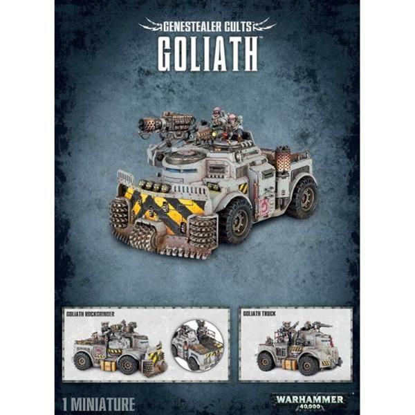 GENESTEALER CULTS GOLIATH (51-53)