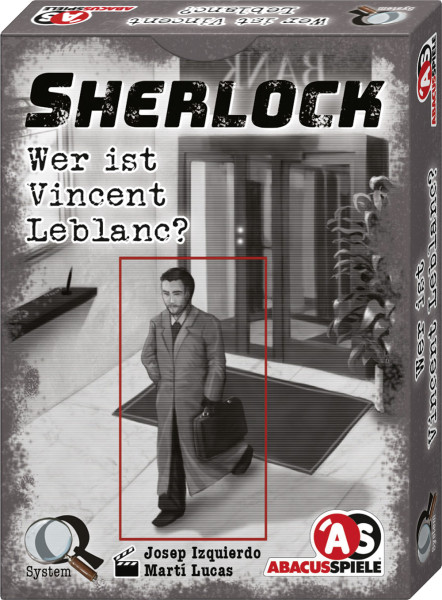 Sherlock Wer ist Vincent Leblanc