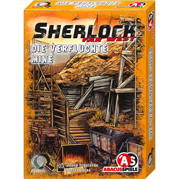 Sherlock Far West Die verfluchte Mine