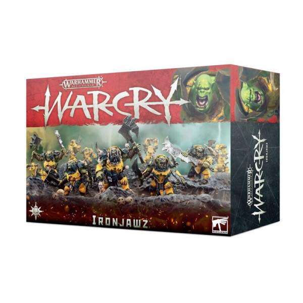 WARCRY: IRONJAWZ (111-63)