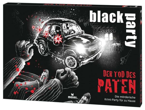 black party Der Tod des Paten
