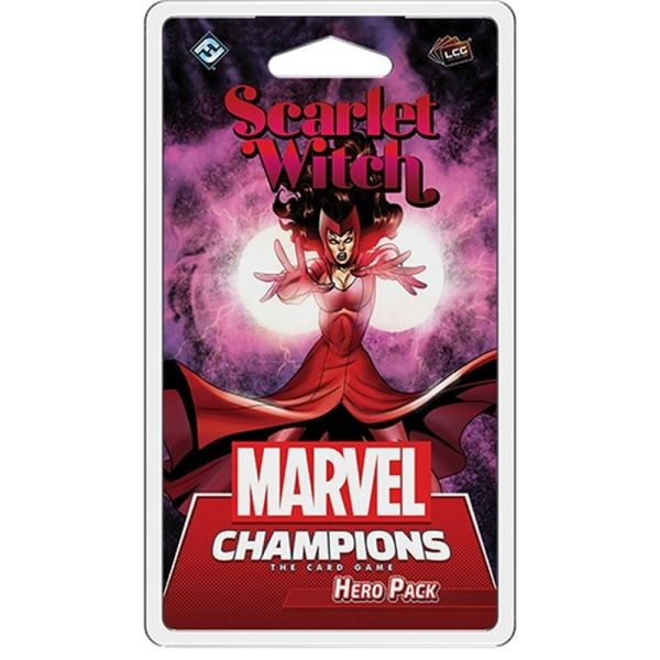 Marvel Champions The Card Game: Scarlet Witch - EN