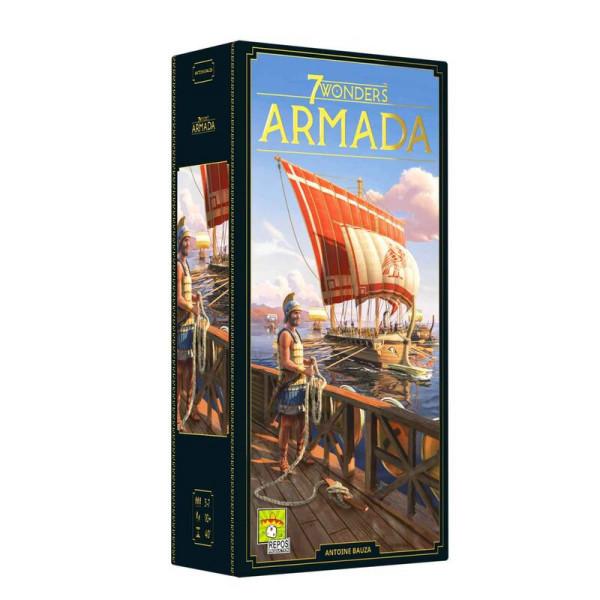 7 Wonders - Armada (neues Design)