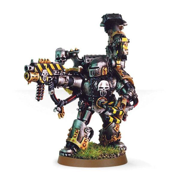 Kriegsschmied der Iron Warriors