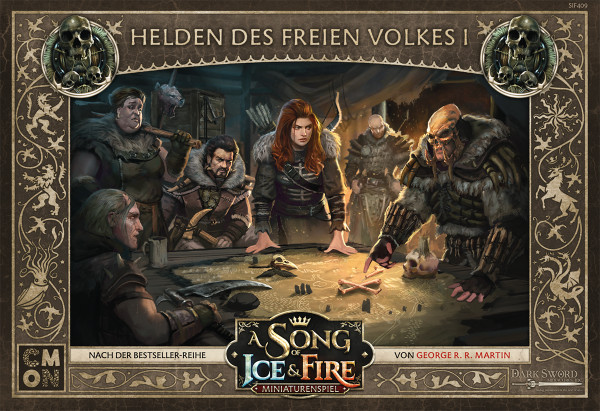 A Song of Ice & Fire - Helden des freien Volkes 1