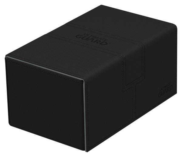 Twin Flip´n´Tray Deck Case 160+ Standard Size XenoSkin™ Black