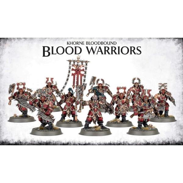 KHORNE BLOODBOUND BLOOD WARRIORS (83-24)