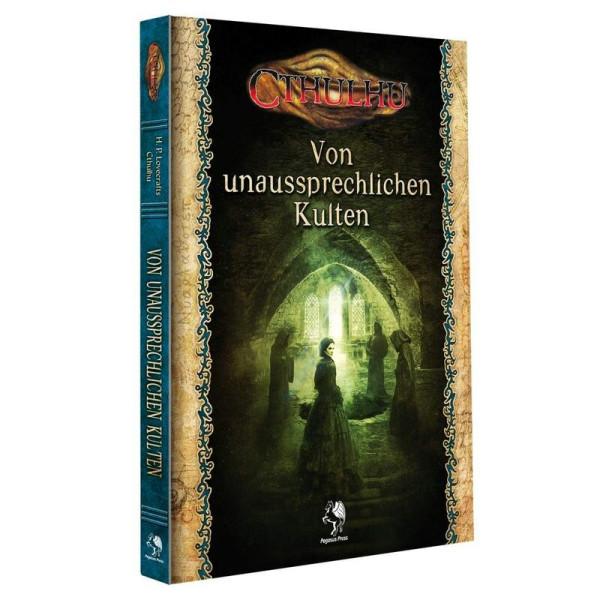 Cthulhu: Von unaussprechlichen Kulten (Hardcover)