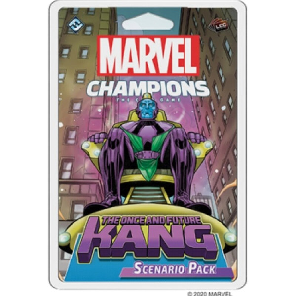 Marvel Champions The Card Game: The Once and Future Kang - EN