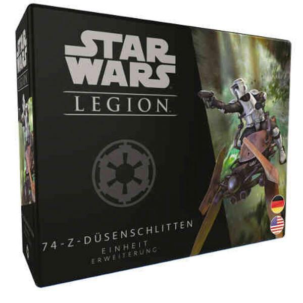 Star Wars: Legion - 74-Z-Düsenschlitten