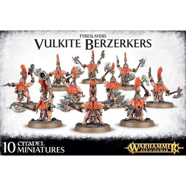 FYRESLAYERS VULKITE BERZERKERS (84-25)