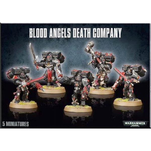 BLOOD ANGELS DEATH COMPANY (41-07)