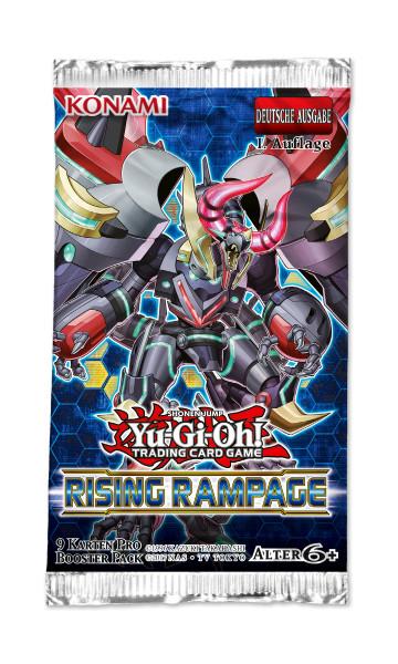 Rising Rampage - Booster (DEU) 1. Auflage
