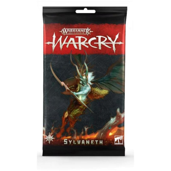 WARCRY: SYLVANETH CARDS (111-52)