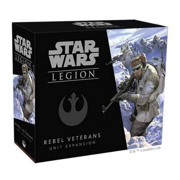 Star Wars: Legion - Rebellenveteranen