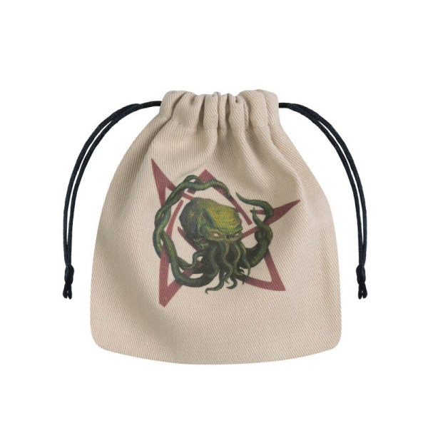 Dice Bag Cthulhu Color
