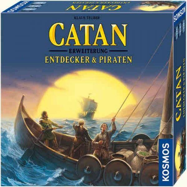 Catan - Entdecker & Piraten 3-4 Spieler