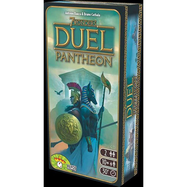 7 Wonders Duel - Pantheon