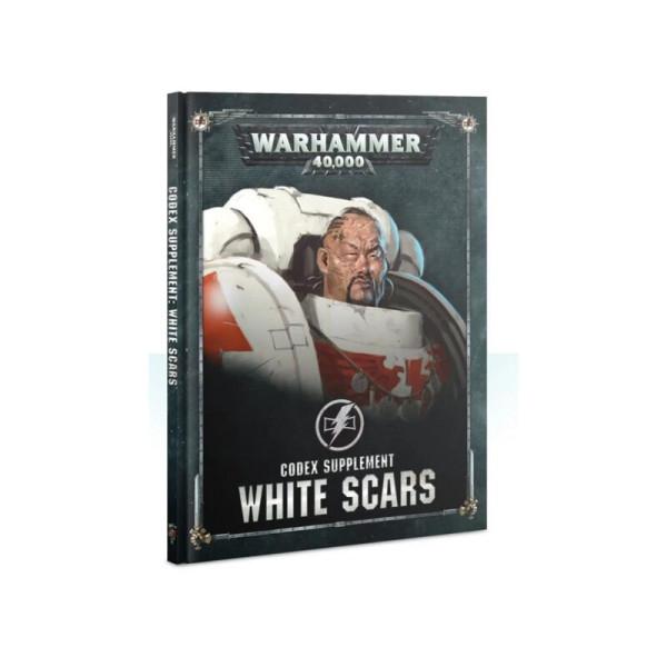 CODEX: WHITE SCARS (HB) (ENG) (55-03)