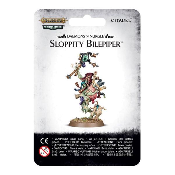 DAEMONS OF NURGLE: SLOPPITY BILEPIPER (83-44)