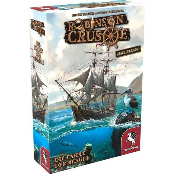 Robinson Crusoe: Die Fahrt der Beagle