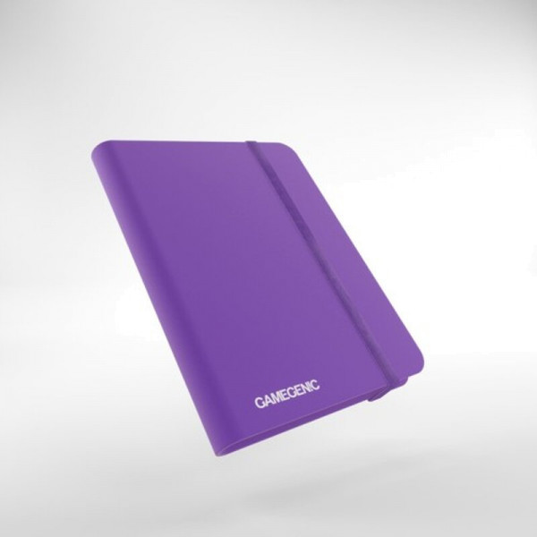 Gamegenic - Casual Album 8-Pocket Purple