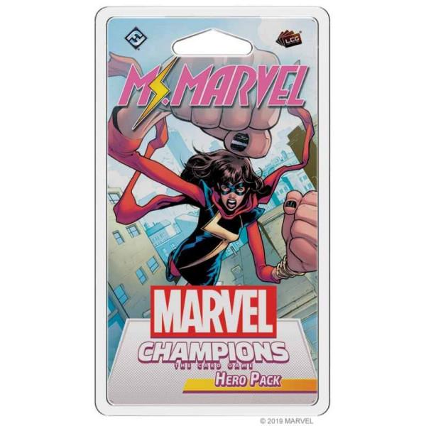 Marvel Champions: Das Kartenspiel - Ms. Marvel Erweiterung - DE