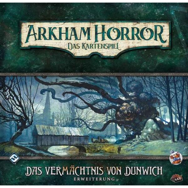 Arkham Horror: LCG - Das Vermächtnis von Dunwich