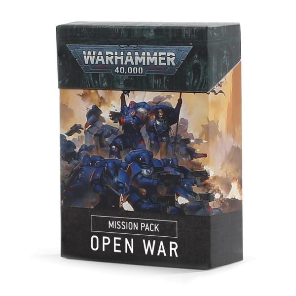 WH40K: MISSION PACK: OPEN WAR (ENG) (40-20)