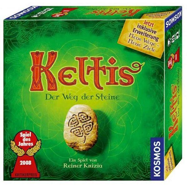 Keltis (inkl. Erweiterung)