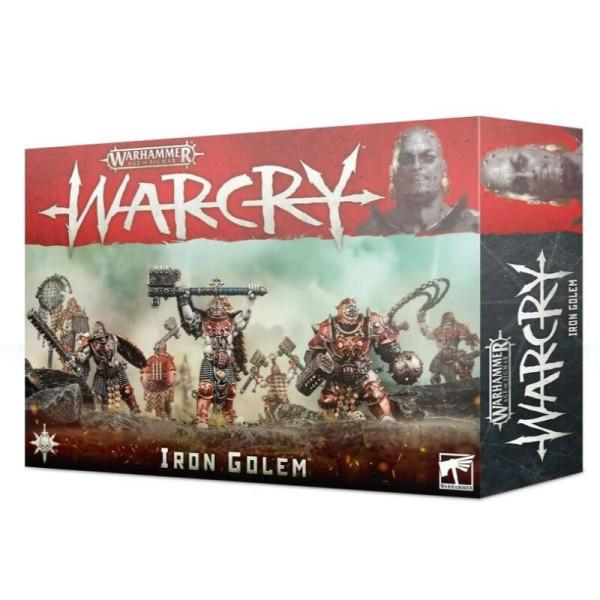 WARCRY: IRON GOLEM (111-20)