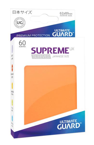 Supreme UX Sleeves Japanische Größe Orange (60)