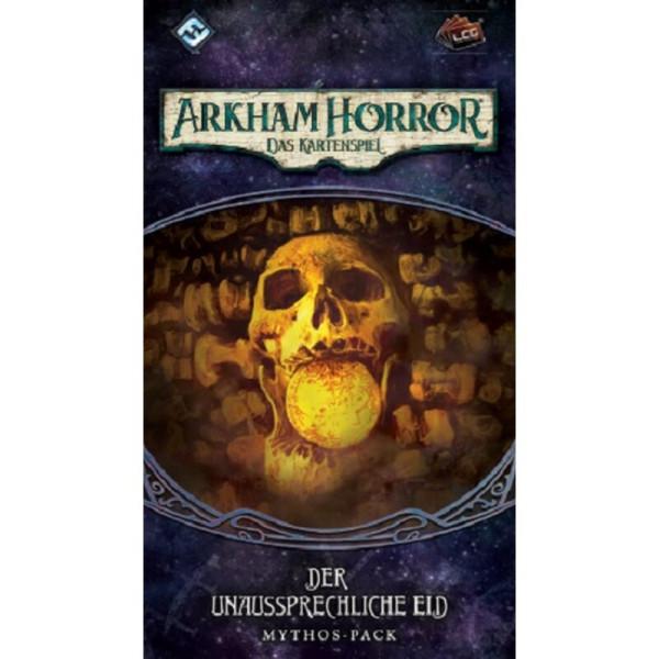Arkham Horror: LCG - Der unaussprechliche Eid Mythos-Pack (Carcosa-2)