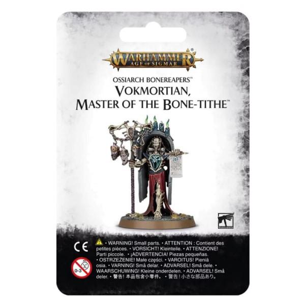 VOKMORTIAN MASTER OF THE BONE-TITHE (94-20)
